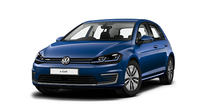 Volkswagen E Golf - Available In Atlantinc Blue