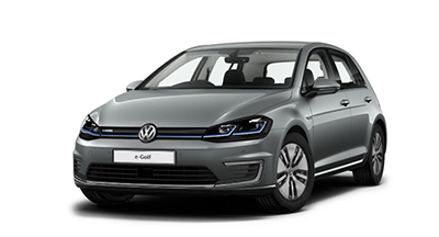 Volkswagen E Golf - Available In Indium-grey