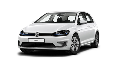 Volkswagen E Golf - Available In Pure White