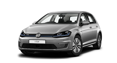 Volkswagen E Golf - Available In Tungsten Silver