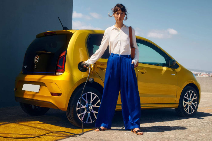 Volkswagen E Up - Overview