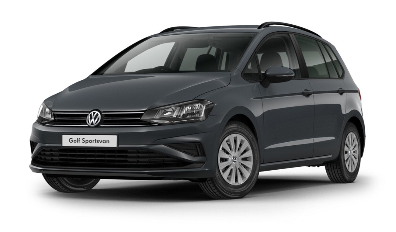 Volkswagen Golf SV - Available in Urano grey