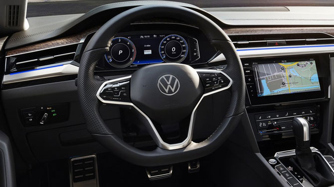 Volkswagen New Volkswagen Arteon Shooting Brake