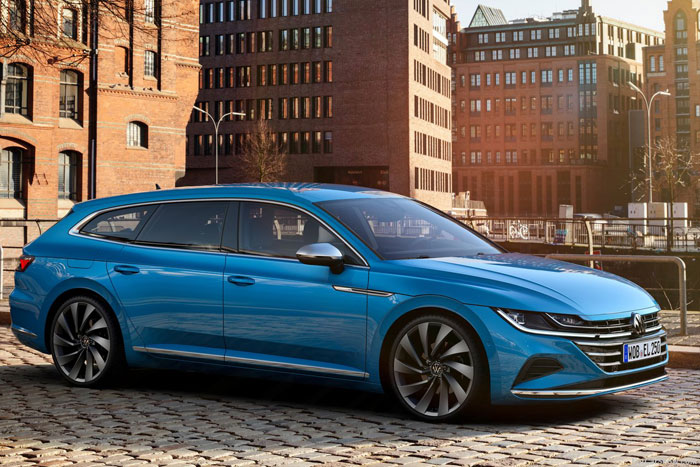Volkswagen New Arteon Shooting Brake - Overview