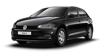 Volkswagen Polo - Available in Deep Black Pearl