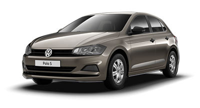 Volkswagen Polo - Available in Limestone Grey (Metallic)