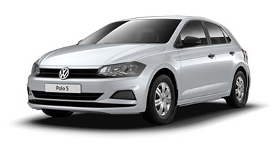 Volkswagen Polo - Available in Pure White