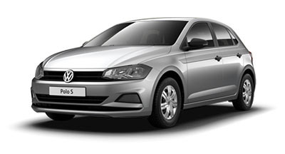Volkswagen Polo - Available in Reflex Silver Metallic