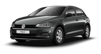 Volkswagen Polo - Available in Urano Grey