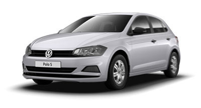 Volkswagen Polo - Available in White Silver Metallic