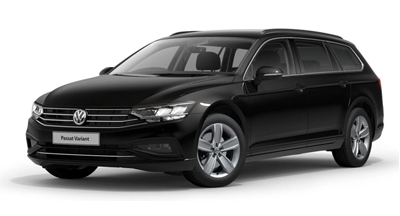 Volkswagen Passat Estate - Available in Deep Black Pearl