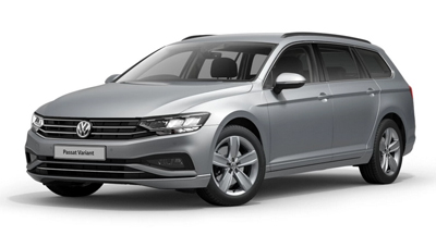 Volkswagen Passat Estate - Available in Reflex Silver Metallic