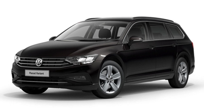 Volkswagen Passat Estate - Available in Taramind Brown Metallic