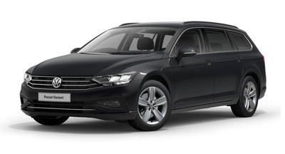 Volkswagen Passat Estate - Available in Urano Grey