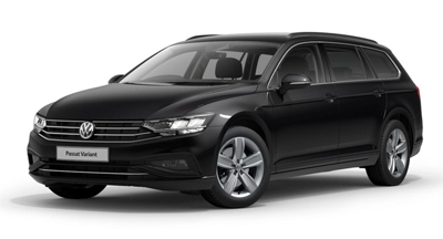 Volkswagen Passat Estate - Available in Manganese Grey Metallic