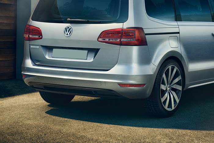 Volkswagen Sharan - Overview