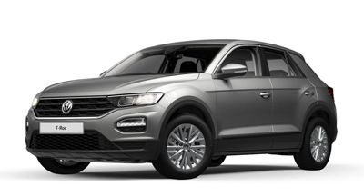 Volkswagen T-Roc - Available in Indium Grey Metallic