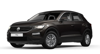 Volkswagen T-Roc - Available in Dark Oak Brown Metallic