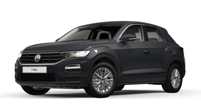 Volkswagen T-Roc - Available in Urano Grey