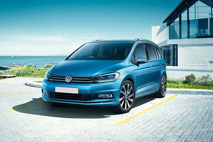 Volkswagen Touran - Overview