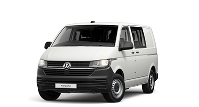 Volkswagen Transporter Kombi - Available In Candy White