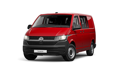 Volkswagen Transporter Kombi - Available In Cherry Red