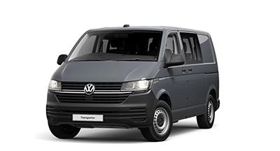 Volkswagen Transporter Kombi - Available In Pure Grey