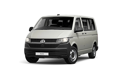 Volkswagen Transporter Shuttle - Available In Ascot Grey