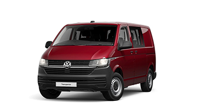 Volkswagen Transporter Shuttle - Available In Fortana Red