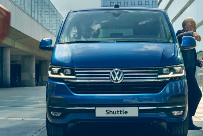Volkswagen Transporter Shuttle - Overview