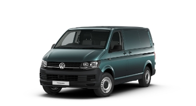 Volkswagen Transporter - Available In Bamboo Green