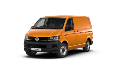 Volkswagen Transporter - Available In Bright Orange