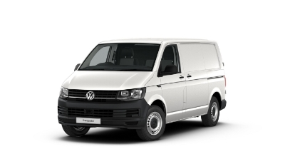 Volkswagen Transporter - Available In Candy White