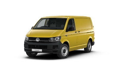 Volkswagen Transporter - Available In Grape Yellow