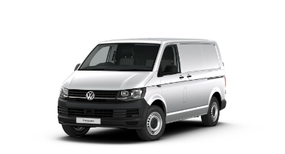 Volkswagen Transporter - Available In Oryx White Pearl