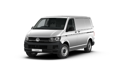 Volkswagen Transporter - Available In Reflex Silver